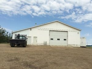 UNIQUE OPPORTUNITY-INDUSTRIAL LOT W/ HOUSE & SHOP CLOSE TO LLOYD