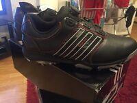 Adidas 360 x boa golf shoes