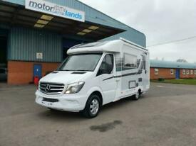 2018 AUTOSLEEPER BOURTON MERCEDES SPRINTER 316 CDI 2.2 160 BHP AUTOMATIC CHASSIS