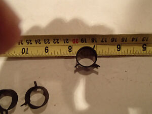"3 Pcs Hose Spring Clamp 13/16"" to 1"" Fuel / Air etc. Sarnia Sarnia Area image 3"