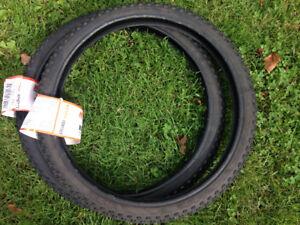 "Brand new 20"" BMX Tires"