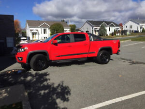2016 CAMION CHEVROLET COLORADO Z71 FULL EQUIP