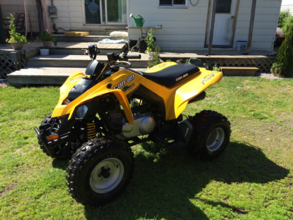 Used 2007 BRP ds 250
