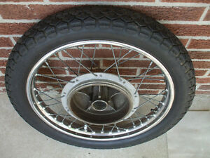 60's+ Triumph front wheel Stratford Kitchener Area image 9