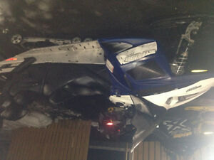 Parting out 2007 gtx 550 2 up skidoo