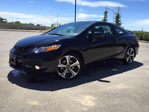 2015 Honda Civic SI Coupe (2 door)