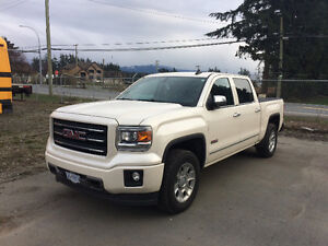 2015 GMC Sierra 1500 All terrain LTZ Pickup Truck