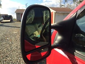 99-07 FORD SUPER DUTY TOWING MIRRORS F250 F350 F450