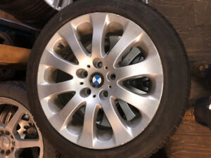 Used winter tiers For BMW X1