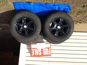 4 Tires & Rims
