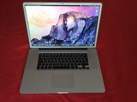 """17"""" MacBookPro 2011"""