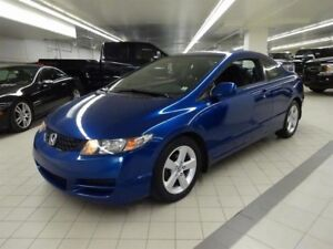 Honda Civic Coupe LX TOIT+AUTOMATIQUE 2010