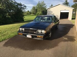 FS - 1987 Buick Regal Grand National