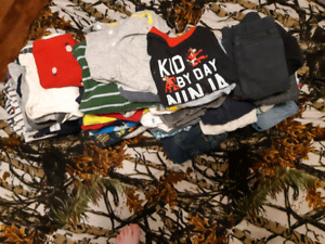 Name brand baby boy and toddler clothes