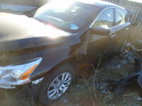 2015 ALTIMA FOR PARTS ONLY Calgary Alberta Preview