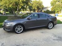 2013 Ford Taurus SEL AWD - Loaded - Private Sale - No GST