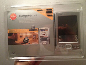 Tungsten E2 brand new in its pack