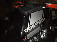 Polaris Axys Windshield