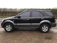 KIA SORENTO CRD XS AUTOMATIC -DIESEL - TOWBAR FITTED - 12 MONTHS MOT