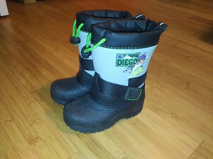 Super cute Diego Winter Boots sz 8 Kitchener / Waterloo Kitchener Area image 1