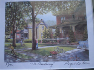 2-Roger Witmer Limited Edition Prints Kitchener / Waterloo Kitchener Area image 5