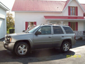2005 Chevrolet Trailblazer LT VUS