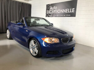 2008 BMW 1 Series M 135i M-Sport 450hp Navigation Convertible