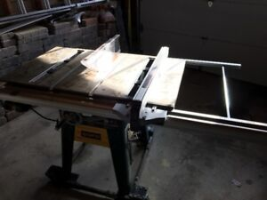 Craftex 10 inch Cabinet Table Saw
