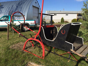 One Horse Sleigh For Sale