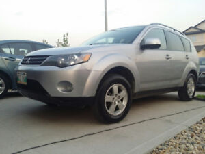 2008 Mitsubishi Outlander 42K need machanical attention as is