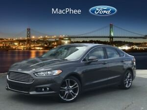 2015 Ford Fusion Titanium  - Certified - Leather Seats