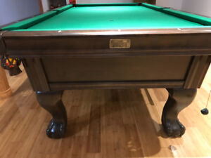 Pool Table/Ping Pong Table