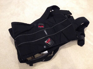 Baby Bjorn Baby Carrier One WITH Cover AND Bib
