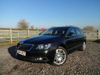 2014/14 Skoda Superb 2.0TDI CR ( 170ps ) DSG Elegance Estate