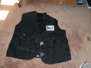 Everlast training vest in mint condition XL
