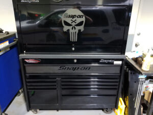 Snap on tool box trade for atv