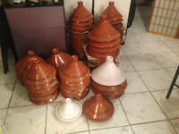 Liquidation Lot de Tajine