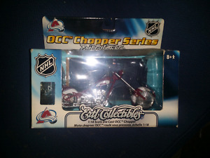NHL OCC chopper series