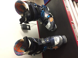 Nordica double 6 boots , used one  time . Size 12