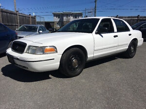 2010 Ford Crown Victoria Police Interceptor Only $3750