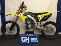 USED 2017 SUZUKI RMZ 250 | VERY GOOD CONDITION | RM-Z250 RM-Z RM | LOW HOURS