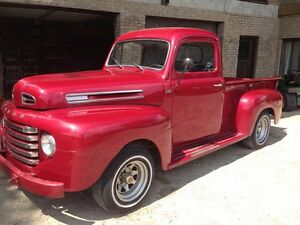 1948 Ford F47 1/2ton
