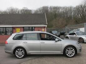 2013 63 VOLKSWAGEN GOLF 1.6 SE TDI BLUEMOTION TECHNOLOGY 5DR ESTATE DIESEL