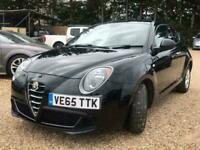 2015 Alfa Romeo MiTo TWINAIR PROGRESSION Hatchback Petrol Manual