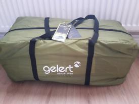 Gelert quest 8 tent outdoors camping tour family