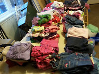 12 mth girls pick/choose $2 pants/dresses, $1 for others