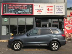 Hyundai Santa Fe GL-AUTOMATIC-AIR-JAMAIS ACCIDENTER-UN SEUL PROP
