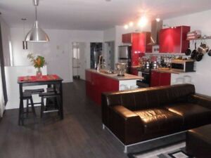 Summer sublet all inclusive south end Halifax. May 1- August 31