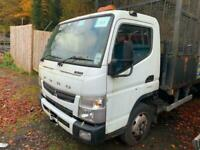 Mitsubishi Canter FUSO 7C15, 2014REG 7.5T BREAKING FOR PARTS!!!!!!!!!!