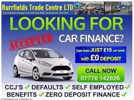 FORD FOCUS C-MAX ZETEC * £15 Per Week..£O Deposit * NEW MOT * 2005 Petrol